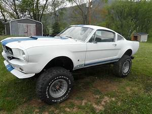 1966 Ford Mustang GT350 Fastback 4x4 - Vintage Mudder - Reviews of Classic 4x4s For Sale