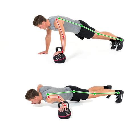 arm fly chest push kettlebell side gymbox exercise press slide exercises fabric shoulders long