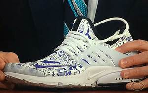 Phil Knight Gives Stephen Colbert Nike Sneakers   Sole ...
