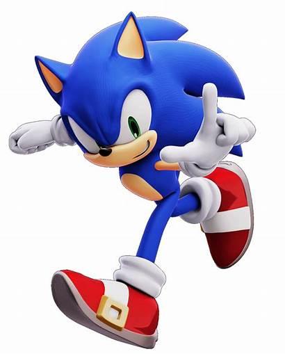 Sonic Run Deviantart Hedgehog Render Drawing August