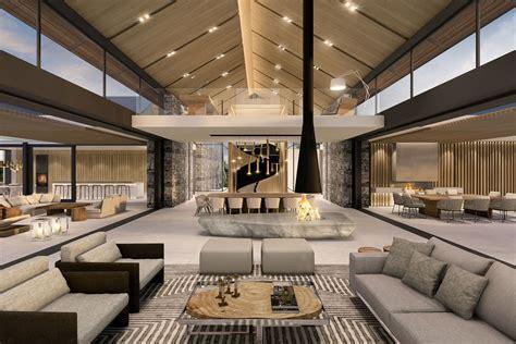 Modern Farm Style Luxury Home South Africa 1