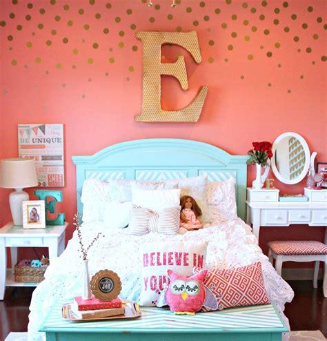 wall decor ideas  girls rooms