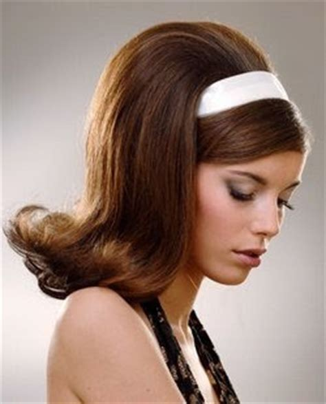 60s Headband Hairstyles by 60s Flip Hair With The Headband Quot Lost In The 60 S
