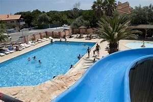 piscine With camping dans les pyrenees avec piscine