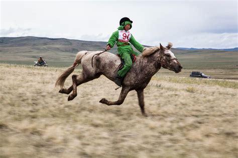 mongolian horsemen plains nomads child young lensculture articles