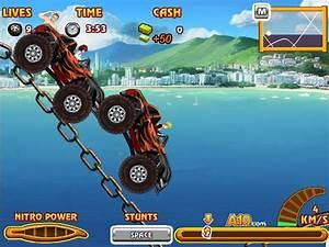 Uphill Rush 2 - Play Uphill Rush 2 on Crazy Games