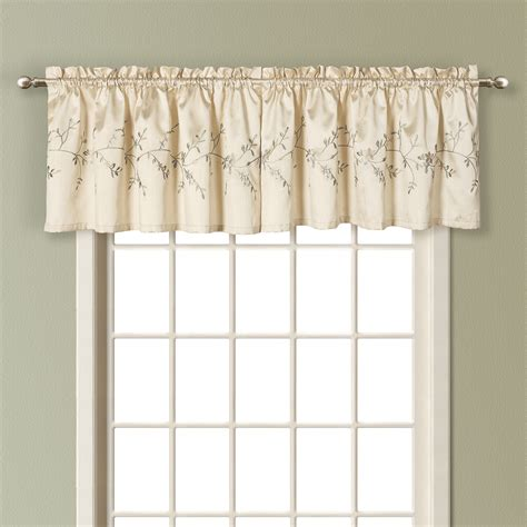 United Curtain Company Adva Addison Window Valance Atg