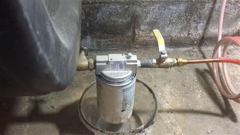Oil Heater Boiler - Facias