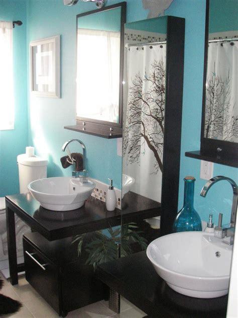 colorful bathrooms  hgtv fans hgtv