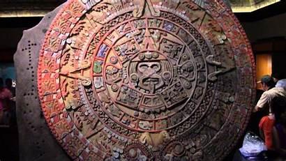 Aztec Calendar Mexico Epcot Pavilion Cool Disney