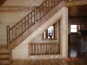 Open Basement Stairs