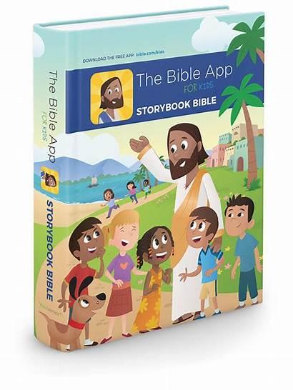 Bible App Storybook Books Youversion Stories Plenty