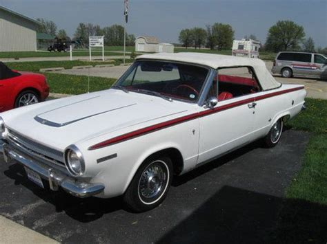 Buy Used 1964 Dodge Dart Gt In Effingham, Illinois, United