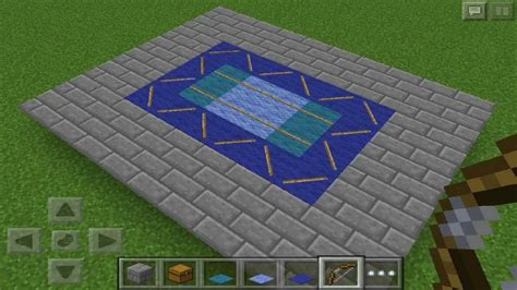 most awesome carpet design minecraft pocket edition