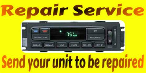 small engine maintenance and repair 2000 ford f150 lane departure warning 2000 2004 ford f150 f250 digital heater control eatc repair service ebay