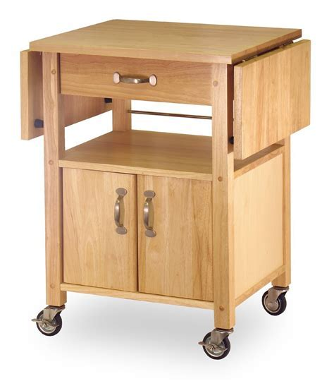 5 Best Winsome Wood Kitchen Carts ? Nice choice for a