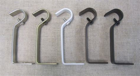 curtain rod hooks beneficial adjustable curtain rod the kienandsweet