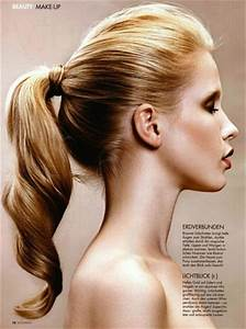 50's ponytail | Hairstyles | Pinterest | Simple ponytails ...
