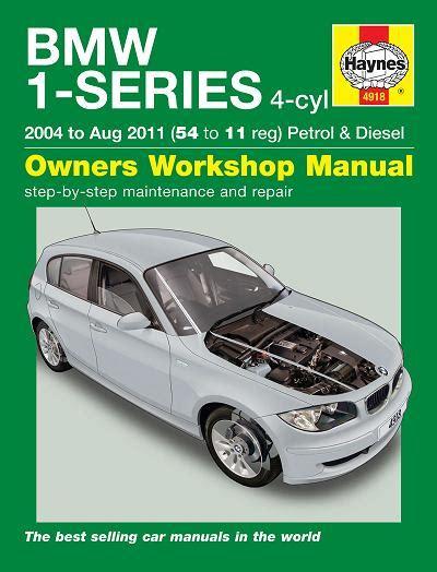 what is the best auto repair manual 2004 acura mdx transmission control 2004 2011 bmw 1 series gasoline diesel engines haynes repair manual
