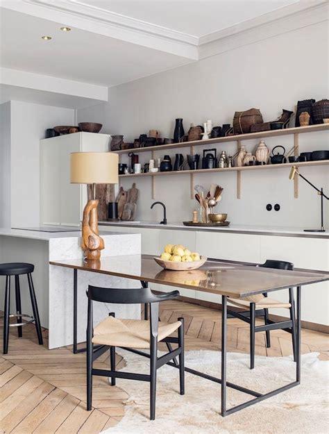 ilot cuisine table comment concevoir l 238 lot cuisine id 233 es et conseils d