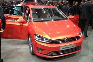Golf Plus Volkswagen : new volkswagen golf plus concept unveiled carbuyer ~ Accommodationitalianriviera.info Avis de Voitures