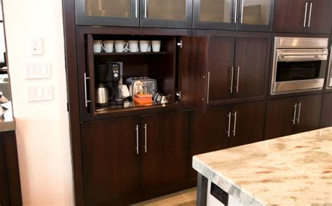 kitchen countertop decor ideas how to design a coffee nook in your kitchen