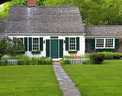 18 Best Images About Exterior Cape Cod Colonial On