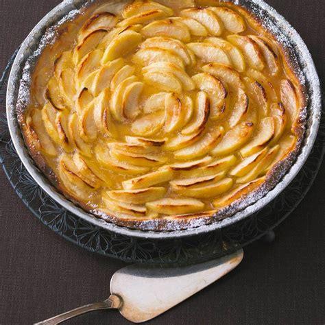 klassischer apfelkuchen aus hefeteig rezept kuechengoetter