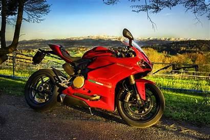 Ducati Superbike Wallpapers Motorcycle Stunning Landscape 1080p