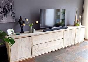 Tischdecke 3 Meter Lang : de steigeraar tv meubel 3 meter ~ Frokenaadalensverden.com Haus und Dekorationen