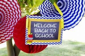 Swankychicfete Back To School A Blissful Nest