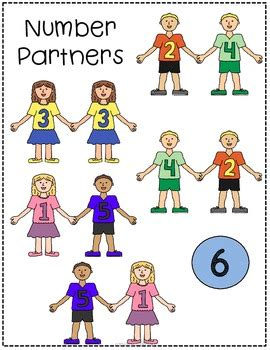 number partners set addition   ccs oa  lisa
