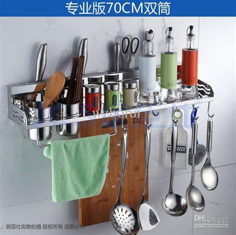 kitchen utensil storage racks best 304 stainless steel kitchen rack kitchen shelf 6372