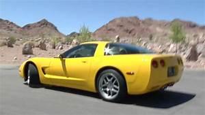 Chevy Corvette 2000 Yellow