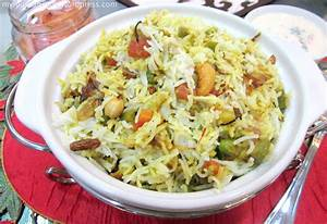 Vegetable Biryani MyFoodTapestry