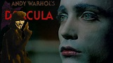 Blood For Dracula (film review) - YouTube