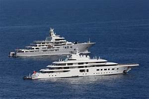 Top 8 Photos Of Yachts At Anchor In Monaco Yacht Harbour