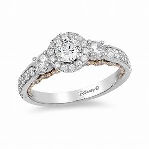 enchanted disney jasmine 1 ct tw diamond three stone With jasmine wedding ring