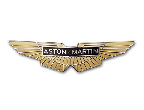 Aston Martin Logo Evolution