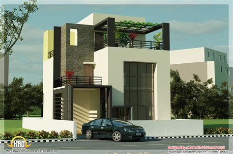 modern home blueprints 5 beautiful modern contemporary house 3d renderings home
