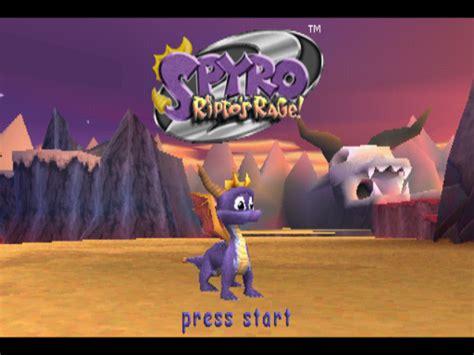 spyro  riptos rage screenshots  playstation mobygames