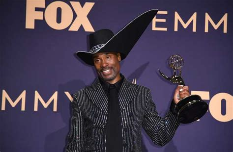 Billy Porter Creates Emmy History Becomes First Openly