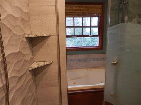 porcelanosa ona wave tile master bath