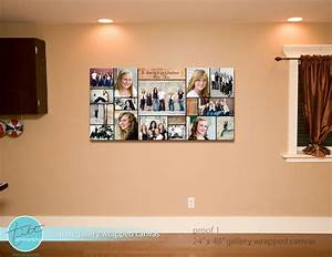Wall art for family room modern with photo of