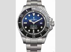 Rolex Deepsea DBlue Dial Stainless Steel Mens Watch