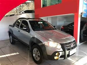 Fiat Strada 2012 1 8 Adventure Cab  Dupla Flex 2p