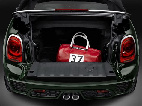 Minis New Convertible Gets The John Cooper Works