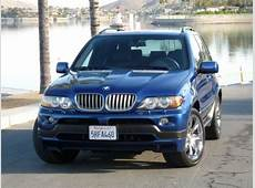 Purchase used 2005 BMW X5 48is Rare LeMans Blue LOW