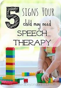 Speech therapy, Therapy and My children on Pinterest