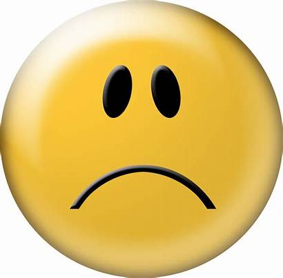 Emoticon Frown Face Frowning Clipart Smiley Frowny